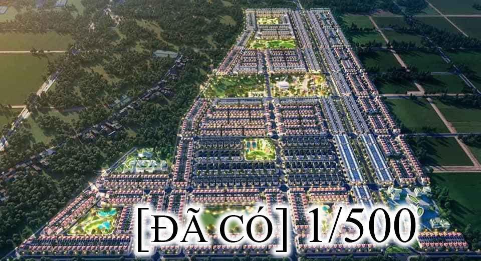 Quyết định 1.500 của KDC 92,2ha xã Long Đức - Gem Sky World