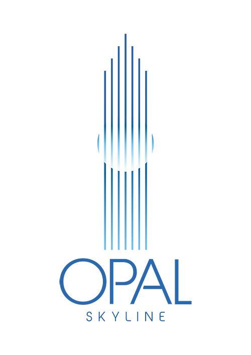 Logo dọc dự án Opal Skyline Bình Dương