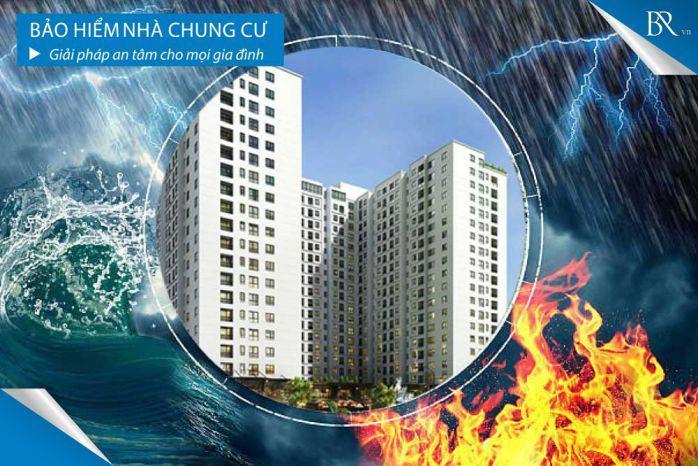 Bảo hiểm cháy nổ căn hộ, công trình bắt buộc [2021]