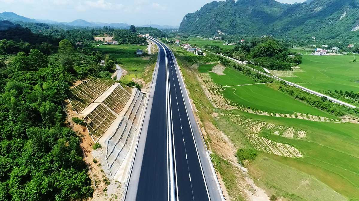 Điểm danh các đại dự án giao thông được động thổ năm 2021