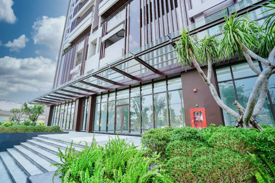 Shophouse dự án Opal Boulevard Bình Dương