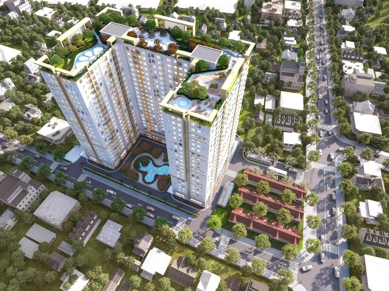 Tổng quan Dự án Felice Homes Thuận An