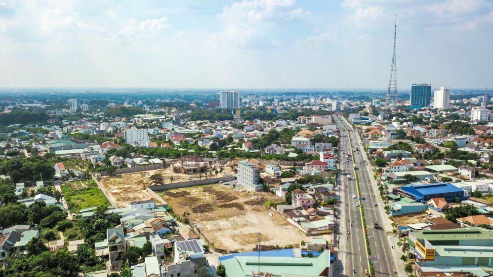 Tiến độ công trình Opal Cityview tháng 7-2021